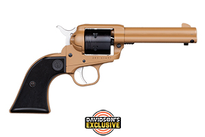 Ruger Revolver: Single Action Wrangler Davidsons Exclusive - Click to see Larger Image