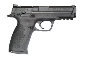 Smith & Wesson Pistol: Semi-Auto M&P Military Police, Thumb Safety Model - Click to see Larger Image