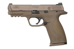 Smith & Wesson Semi-Automatic Pistol M&P VTAC (Viking Tactics) - Click to see Larger Image