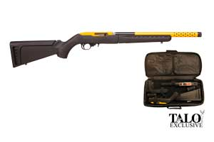 Ruger Rifle: Semi-Auto 10/22 Take Down Lite TALO Edition - Click to see Larger Image