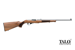 Ruger Rifle: Semi-Auto 10/22RB  Classic VII Talo Edition - Click to see Larger Image