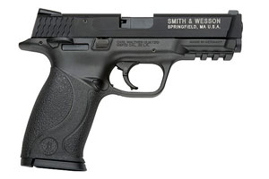 Smith & Wesson Pistol: Semi-Auto M&P22 Military Police - Click to see Larger Image