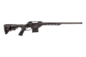 Savage Arms 10BA Stealth Bolt Action 6.5 Creedmoor Matte Black