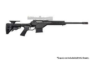 Savage Arms 110BA Stealth Bolt Action 338 Lapua Matte Black