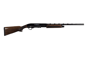 TriStar Shotgun: Pump Action Cobra Walnut - Click to see Larger Image