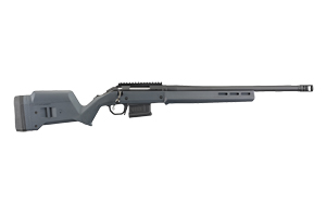 Ruger Rifle: Bolt Action Ruger American Rifle Hunter - Click to see Larger Image