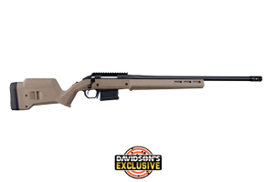 Ruger Rifle: Bolt Action Ruger American Rifle Hunter Davidsons Exclusive - Click to see Larger Image