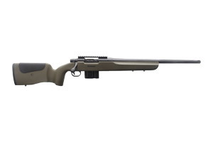 Mossberg MVP Long Range Bolt Action 308|7.62 NATO Matte Blue