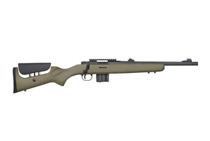 Mossberg MVP Long Range Tactical Bolt Action 5.56 NATO|223 Matte Blue