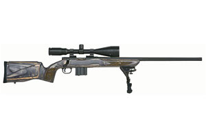 Mossberg MVP Varmint Bolt Action 223 Matte Blue