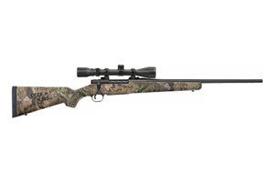 27919 Patriot Deer Thugs Bolt Action Rifle With Scope