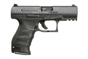 Walther Arms Inc Pistol: Semi-Auto PPQ M1 - Click to see Larger Image