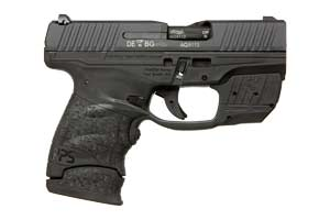 Walther Arms Inc Pistol: Semi-Auto PPS M2 (Police Pistol Slim) Laserguard Package - Click to see Larger Image