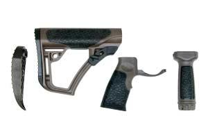 2810206145011 Buttstock, Pistol Grip & Vertical Foregrip