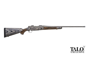 Mossberg Rifle: Bolt Action Patriot Bolt Action Rifle TALO Edition - Click to see Larger Image