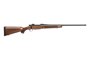 Mossberg Rifle: Bolt Action Patriot Bolt Action Rifle - Click to see Larger Image