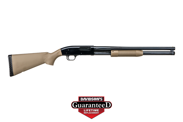 Maverick Arms Model 88 Special Purpose Pump Action 12 Gauge Blue