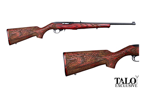 Ruger Rifle: Semi-Auto 10/22 Dragon TALO Special Edition - Click to see Larger Image