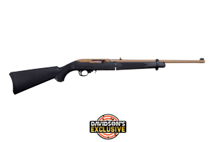 Ruger 10/22 Take Down Davidsons Exclusive 31144