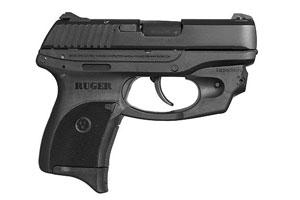 3206-RUG LC9 (Compact 9MM Pistol) W/ LaserMax Laser