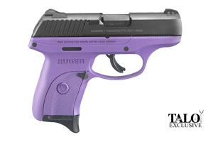3242 LC9s Purple TALO Special Edition