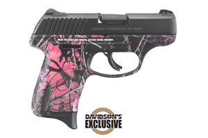 Ruger Pistol: Semi-Auto LC9s Muddy Girl - Click to see Larger Image