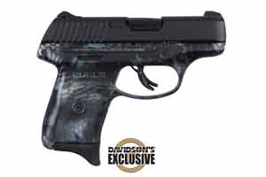 Ruger Pistol: Semi-Auto LC9s Kryptek Neptune - Click to see Larger Image