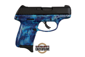 Ruger Pistol: Semi-Auto LC9s Kryptek Pontus - Click to see Larger Image