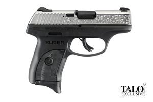 3261 LC9s Nickel Engraved TALO Special Edition