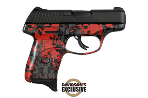 Ruger Pistol: Semi-Auto LC9s Davidson's Camo - Click to see Larger Image
