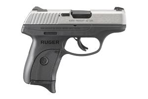 Ruger LC9s Striker Fired, Short, Light, Crisp Trigger 9MM Black Polymer Frame, Stainless Steel Slide