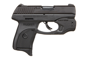 Ruger Pistol: Semi-Auto LC9s with LaserMax Laser|Light - Click to see Larger Image