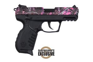3618 SR22PB Rimfire Pistol Davidsons Exclusive