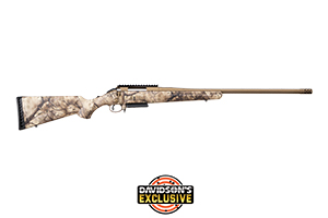 Ruger Rifle: Bolt Action Ruger American Rifle Davidsons Exclusive - Click to see Larger Image