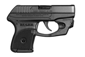 3718 LCP (Lightweight Compact Pst) W/LaserMax Laser