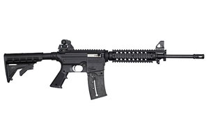 Mossberg|Mossberg International Rifle 715T Flat Top Tactical Autoloading Rifle - Click to see Larger Image