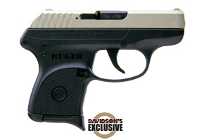 Ruger Pistol: Semi-Auto LCP Shimmer Gold - Click to see Larger Image