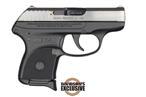 Ruger Pistol: Semi-Auto LCP Stainless - Click to see Larger Image