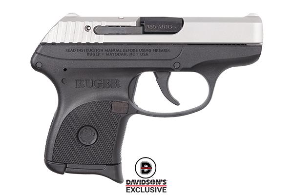3756 LCP (Lightweight Compact Pistol)