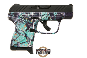 Ruger Pistol: Semi-Auto LCPII Davidsons Exclusive - Click to see Larger Image