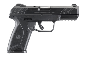 Ruger Pistol: Semi-Auto Security 9 - Click to see Larger Image