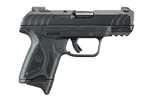 Ruger Pistol: Semi-Auto Security 9 Pro Compact - Click to see Larger Image