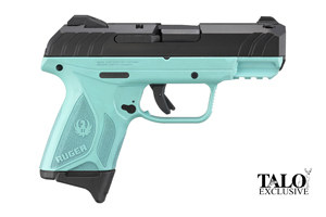 Ruger Pistol: Semi-Auto Security 9 Compact TALO - Click to see Larger Image