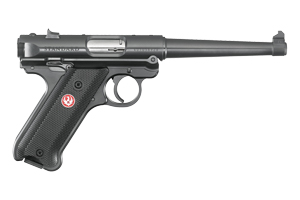 Ruger Pistol: Semi-Auto Mark IV Standard - Click to see Larger Image