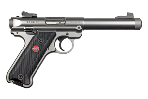 Ruger Pistol: Semi-Auto Mark IV Target - Click to see Larger Image