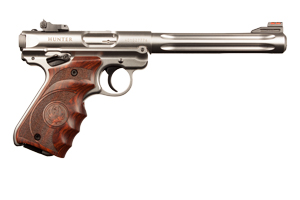 Ruger Pistol: Semi-Auto Mark IV Hunter - Click to see Larger Image