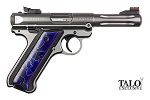Ruger Pistol: Semi-Auto Mark IV Raffir Hunter TALO Edition - Click to see Larger Image