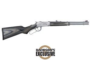 Mossberg Model 464 Brush Gun Davidsons Exclusive Lever Action 30-30 Marinecote