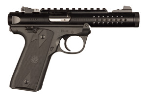 Ruger Pistol: Semi-Auto Mark IV 22/45 Lite - Click to see Larger Image