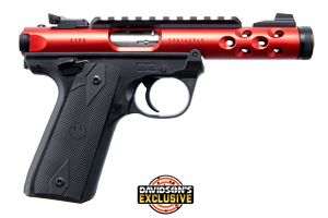 Mark IV 22/45 Lite Red 43910